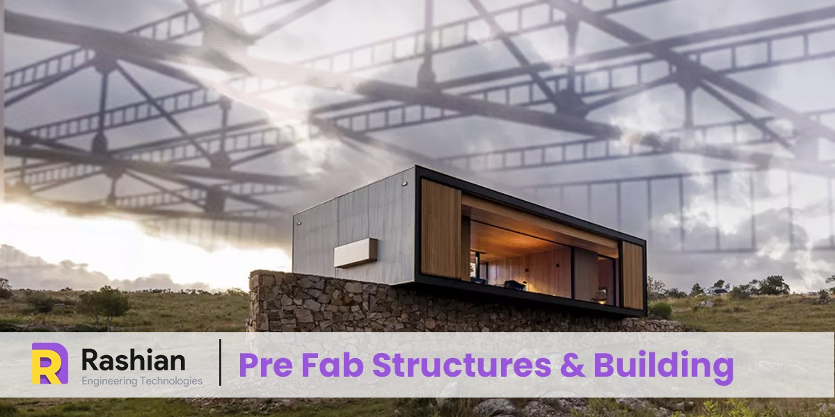 Heralding a new era of innovation in design and detailing support to  multi-purpose Pre engineering buildings (PEBs) and Pre fabrication structures
