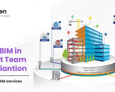 Bring efficiency and coordination among the team with the usage of BIM service tools