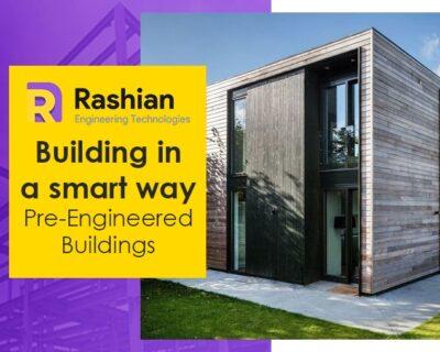 Building in a smart way – Pre-Engineered Buildings